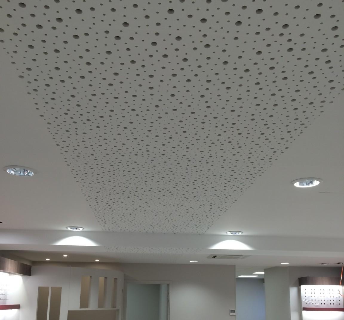 Faux Plafond Salon Moderne : Menuiserie willy letombe la à vos mesures